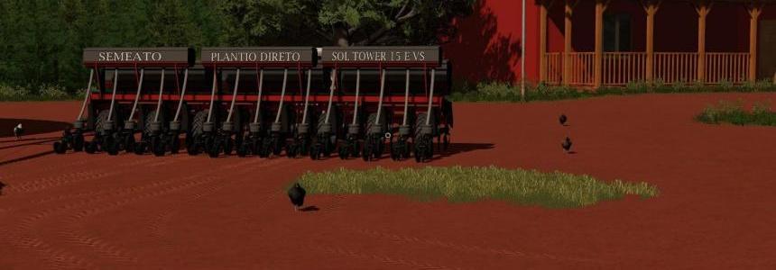 SEMEATO SOL TOWER15 E VS ROW v1.0