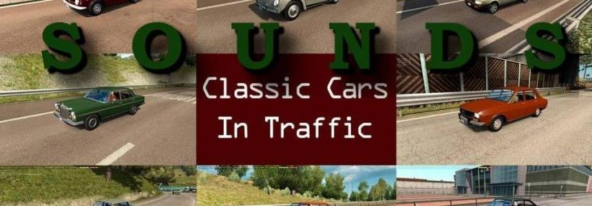 Sounds for Classic Cars Traffic Pack by TrafficManiac v1.7