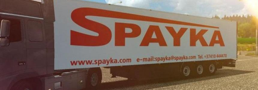 Spayka LLC Trailer v1.0