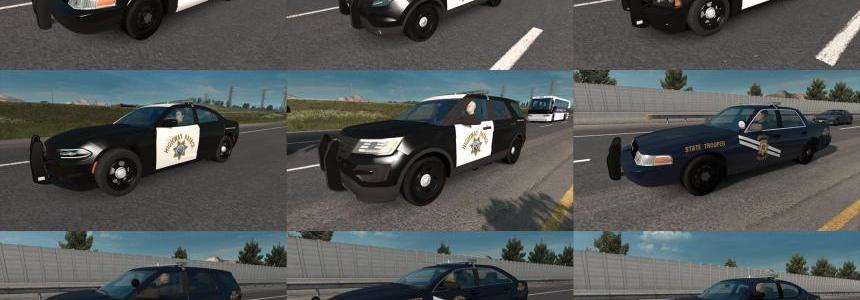 State Highway Patrol 1.32.x