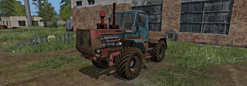 Tractor T-150K (red-blue) v1.0.0.1