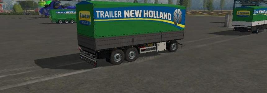 Trailer New Holland Krone UAL v1.0.0.0