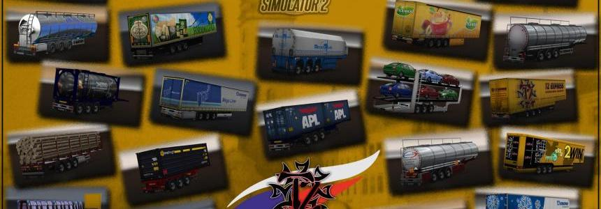 TZ Trailers pack 1.32.x