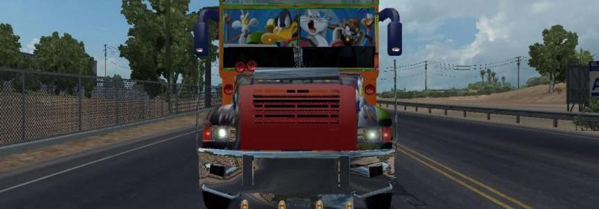 Urbano Looney Tunes Acapulco ATS 1.32.x