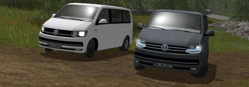 Volkswagen T6 Multivan v0.6