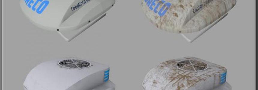 Waeco Klimaanlage Set v1.0.0