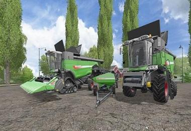 [FBM Team] Fendt Harvester Pack MR / GB v1.0