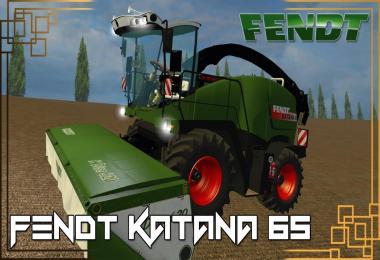 Fendt Katana 65 v1.0.0.0