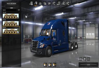 Freightliner Cascadia 2018 v1.2.0