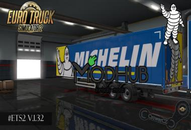 MICHELIN OWNERSHIP TRAILER SKIN v1.0