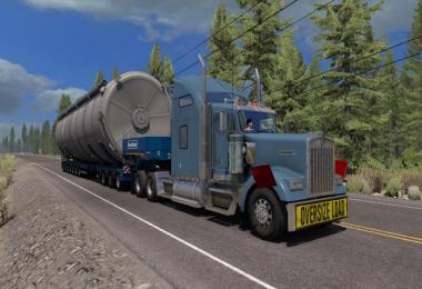 [ATS] Oversize Cargos 1.32.x