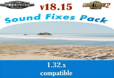 [ATS] Sound Fixes Pack v18.15.3
