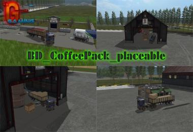 BD CoffeePack placeable v1.0