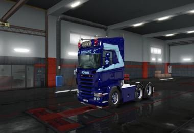 Blue white skin for Rjl 1.32.x