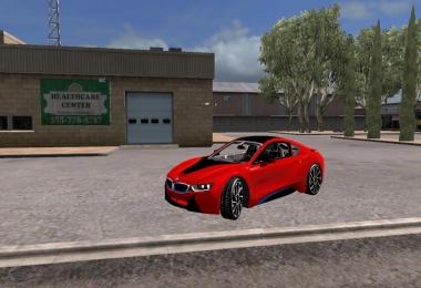 BMW i8 version 26.10.18 v1.0