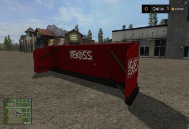 Box plow v2.0