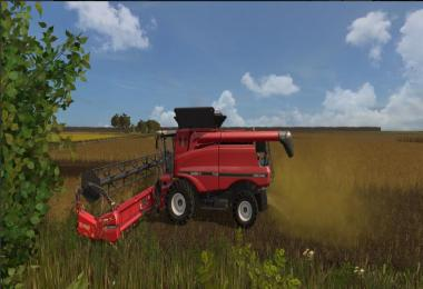 Case IH axial-flow 7150 40 years v1.1