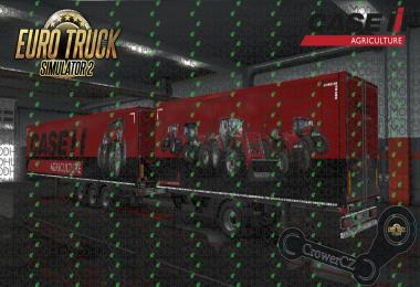 CASE IH Ownership Trailer Skin v1.0