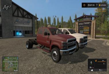 Chevy 2019 4500 v1.0