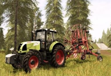 CLAAS ARION 620 Cebis v1.0