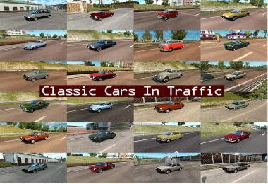 Classic Cars Traffic Pack by TrafficManiac v1.8