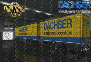 Dachser Ownership Trailer Skin v1.0