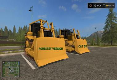 CAT D7 Redux v2.0