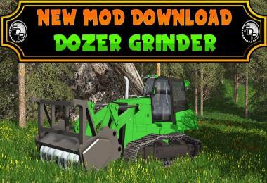 Dozer Grinder - FDR Logging v1.0