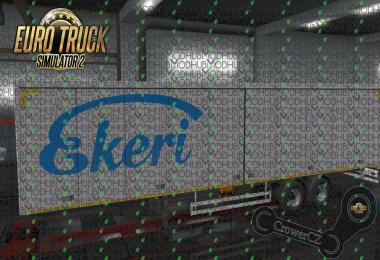 Ekeri Ownership Trailer Skin v1.0