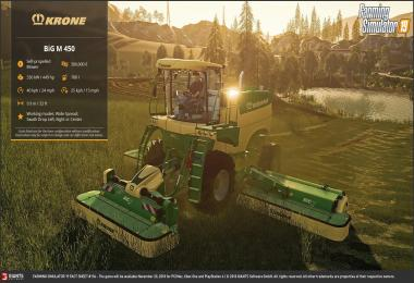 Farming simulator 19 FACT SHEET #6