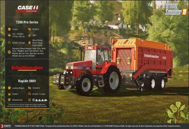 Farming simulator 19 FACT SHEET #8