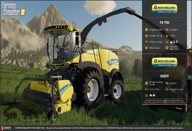 Farming simulator 19 FACT SHEET #9