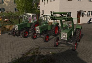 [FBM Team] Update Fendt Farmer 100 - GB, MR, DH, HB v2.0