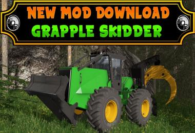 FDR Logging - Grapple Skidder v1.0