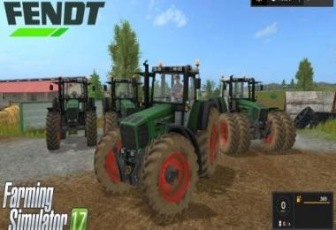 Fendt Favorit 816-824 v1.0