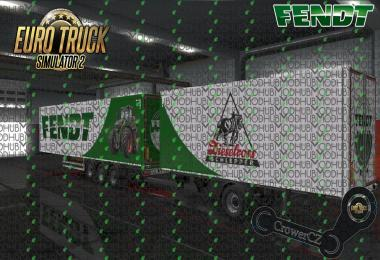 Fendt Ownership Trailer Skin v1.0