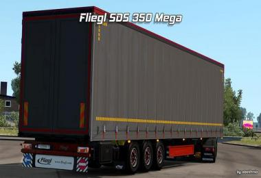 Fliegl SDS350 Mega Rework v2.12