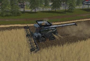 New Holland CR 1090 ATI 4x4 QuadTrac Update final v1.0