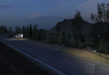 Grand Utopia Map for ETS2 1.32.x