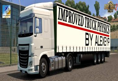 Improved truck physics v2.7 by AlexeyP