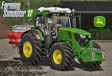 John Deere 6R Series Full Pack v1.0