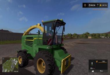 John Deere 7x00 series v1.3