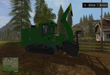 John Deere chipper v2.0