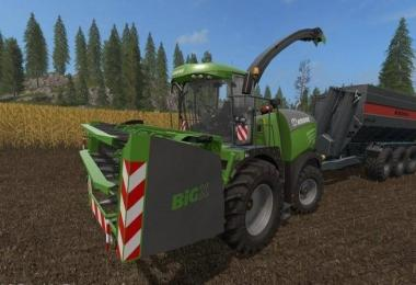 Krone Big X Cutters as special edition v1.0