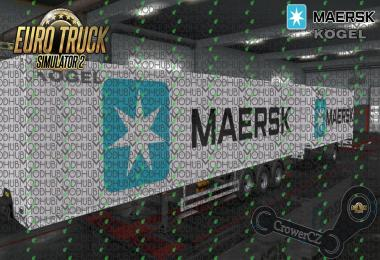 Maersk Ownership Trailer v1.0