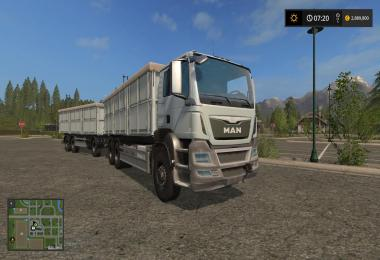 MAN Universal Truck v2.0