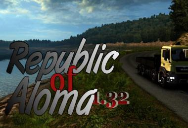 Map Republic of Aloma v1.0