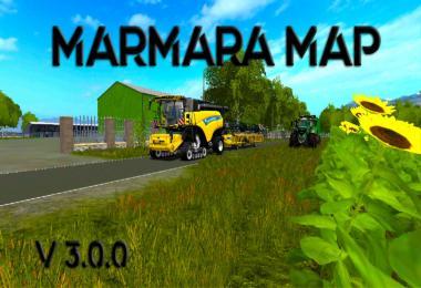 Marmara Map v3.0.0