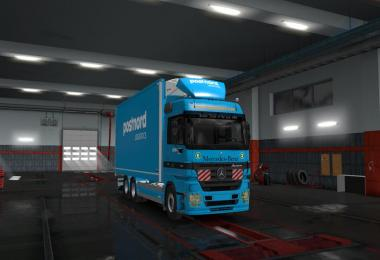 Mercedes Actros MP2 [UPD-22-10-2018] 1.32.x