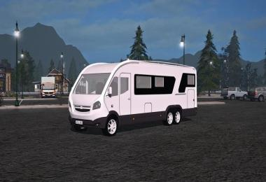 Motorhome with Interior v1.0